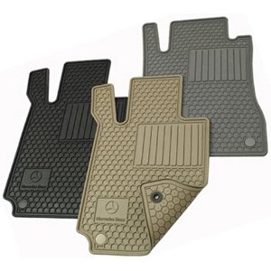 How to find cheap rubber mercedes benz floor mats for Mercedes benz winter floor mats