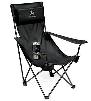 Mercedes Benz Foldable chair