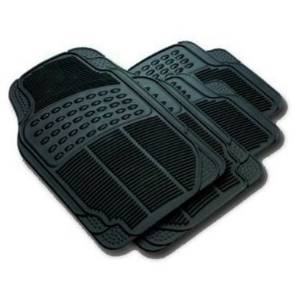 Rubber car floor mats for your car